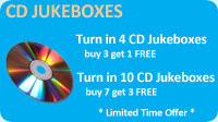 CD Jukebox Promo